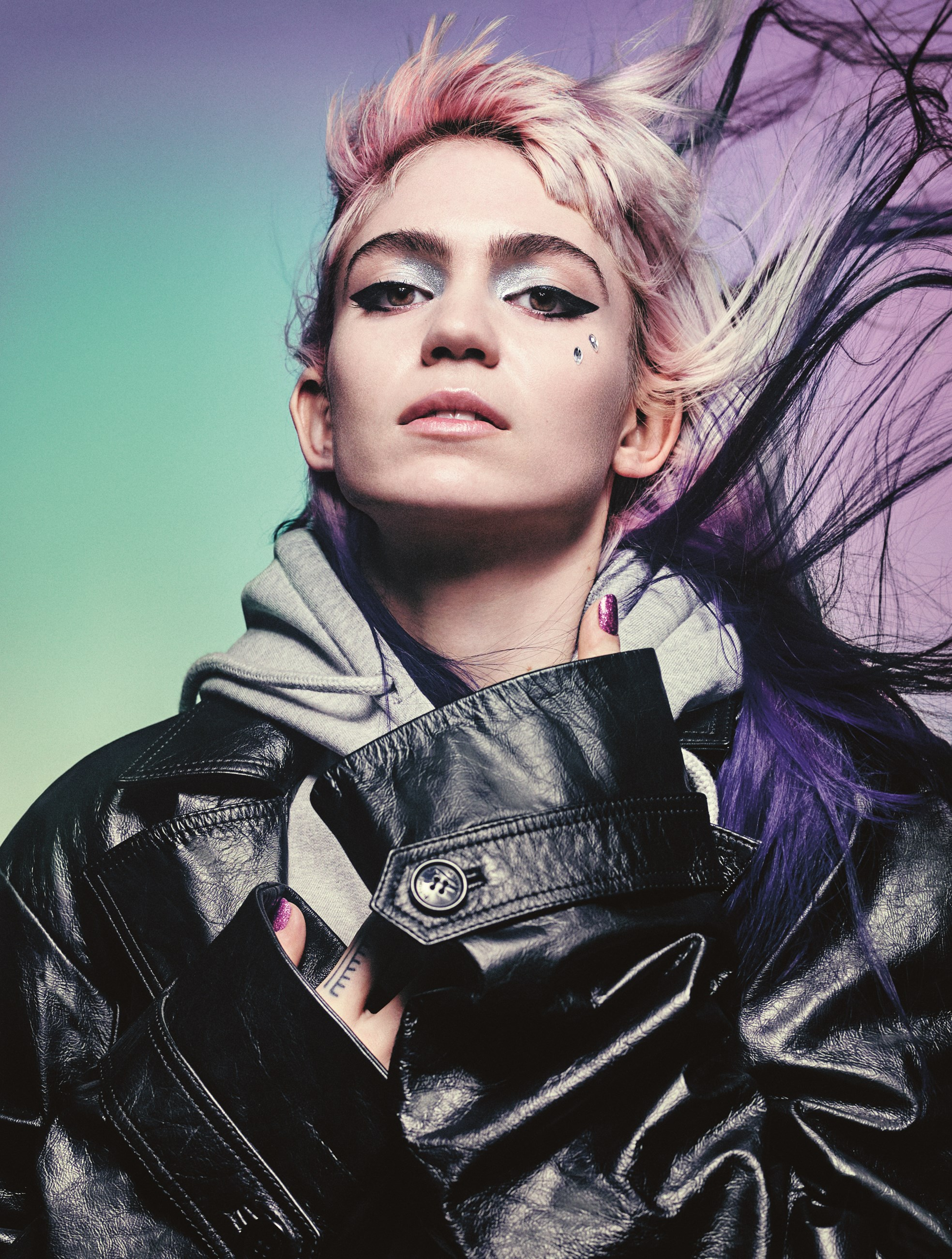 Grimes by Craig McDean (4)