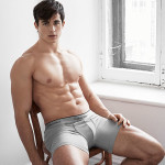 Pietro Boselli for Simons Underwear