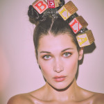 Bella Hadid by Guy Aroch