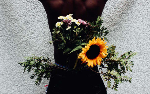 Floral Black Masculinity by Lynette Luna (7)
