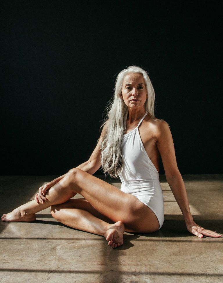 Yazemeenah Rossi Breaks Ageism Rules with her Swimsuit Campaign (1)