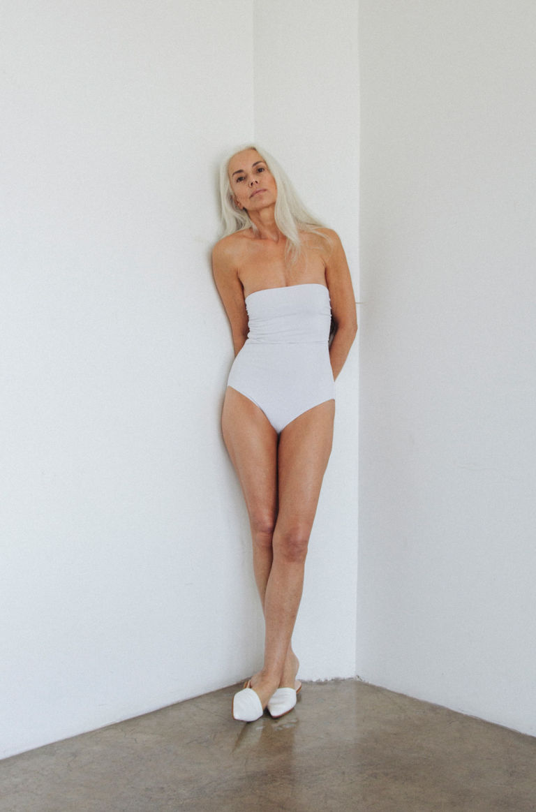 Yazemeenah Rossi Breaks Ageism Rules with her Swimsuit Campaign (2)