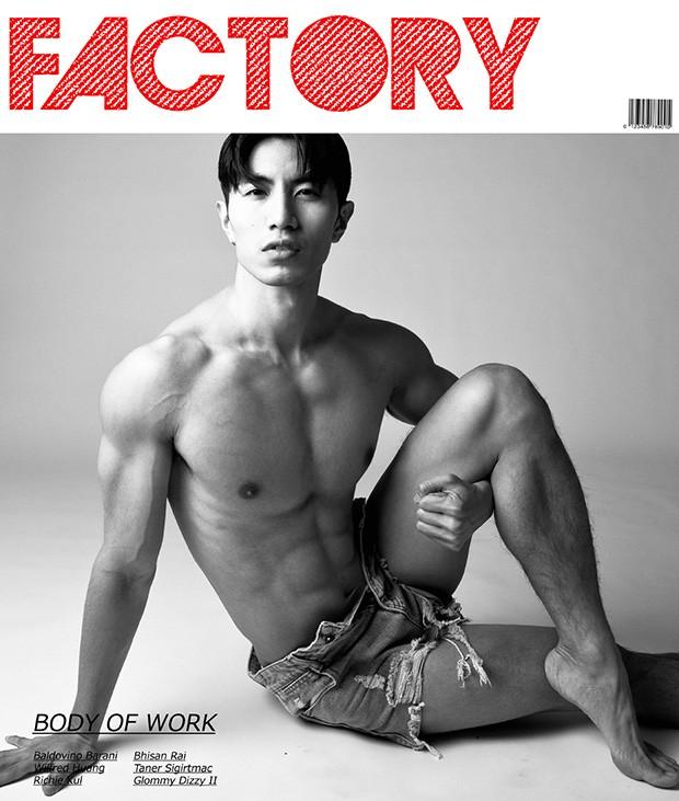 FACTORY Fanzine Issue 01, Body of Work by Baldovino Barani (2)