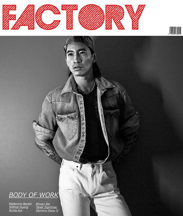 FACTORY Fanzine Issue 01, Body of Work by Baldovino Barani (5)