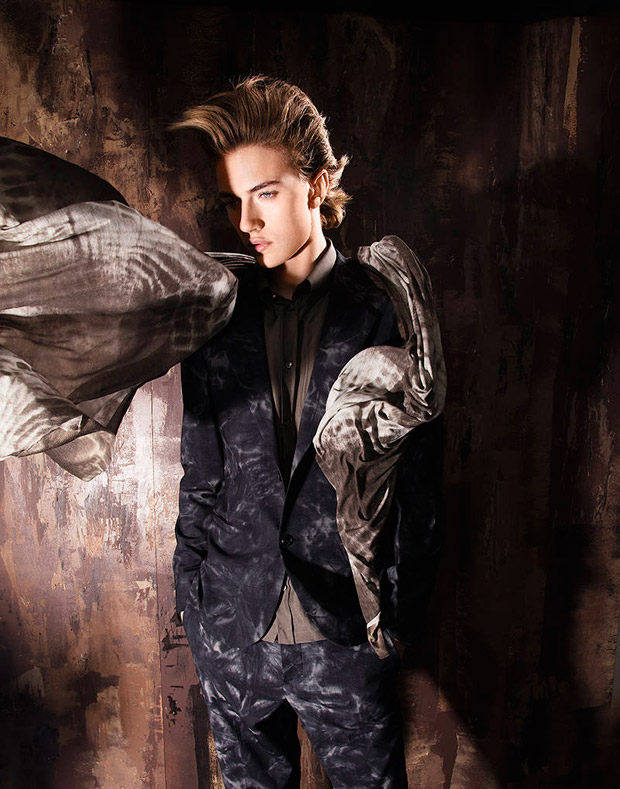 Lucky Blue Smith by Mike Ruiz (7)