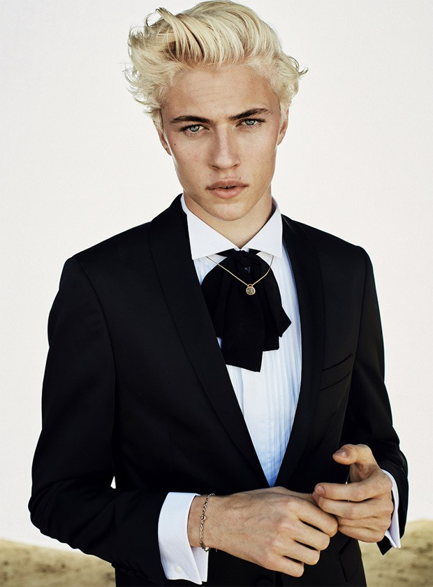 Lucky Blue Smith by Sergi Pons (8)