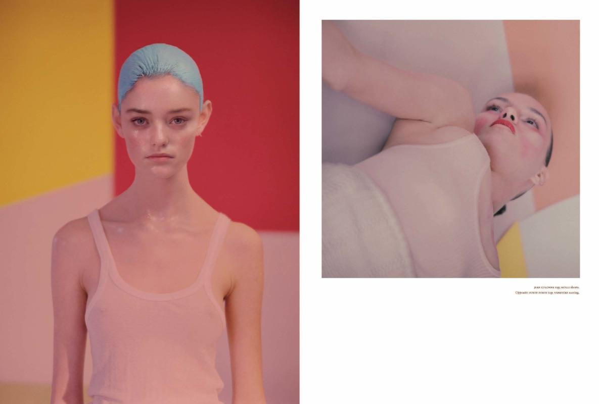 Willow Hand & Natalia Sirotina by Elina Kechicheva (2)