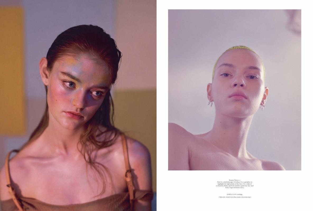 Willow Hand & Natalia Sirotina by Elina Kechicheva (3)