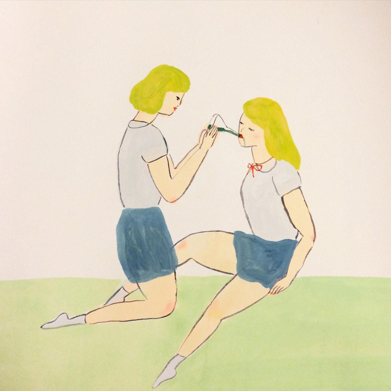 Art by Hidemi Ito (1)