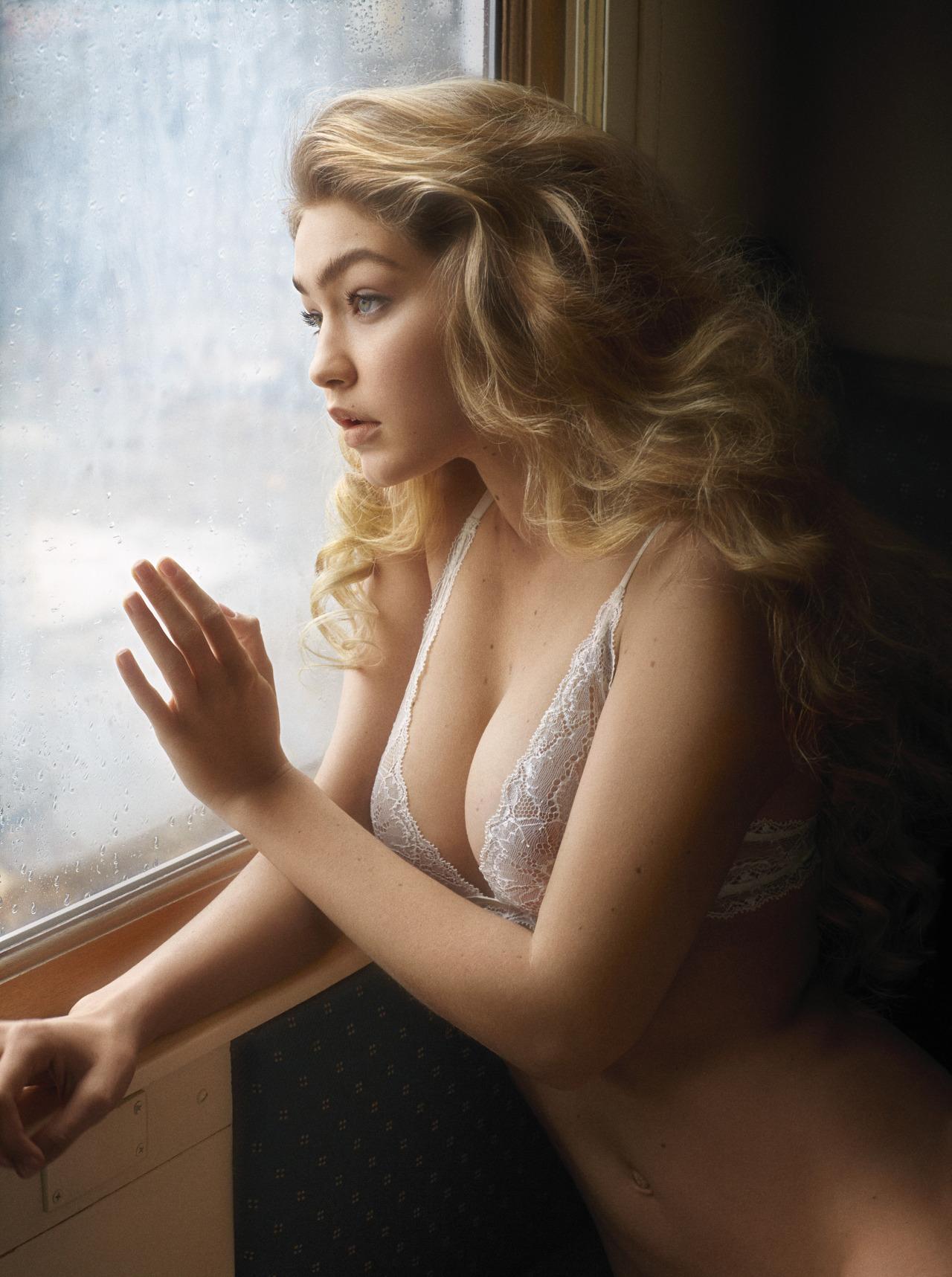 Gigi Hadid by Sebastian Faena (4)