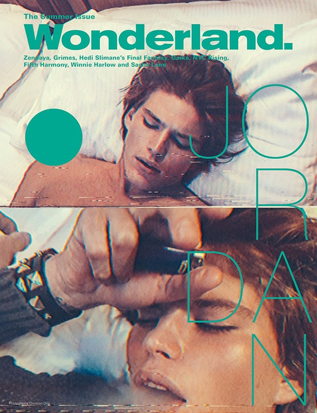 Jordan Barrett by Christian Oita (1)