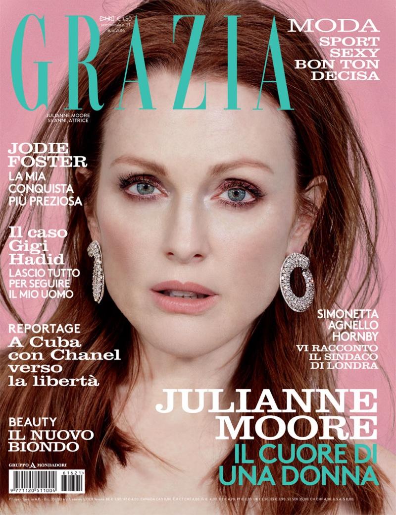 Julianne Moore by David Roemer (1)
