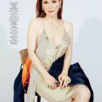 Julianne Moore by David Roemer