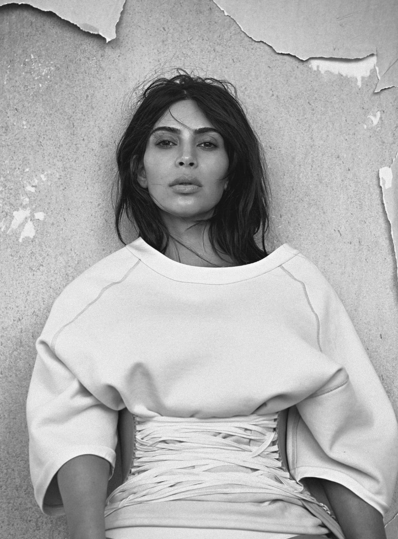 Kim Kardashian by Lachlan Bailey (10)