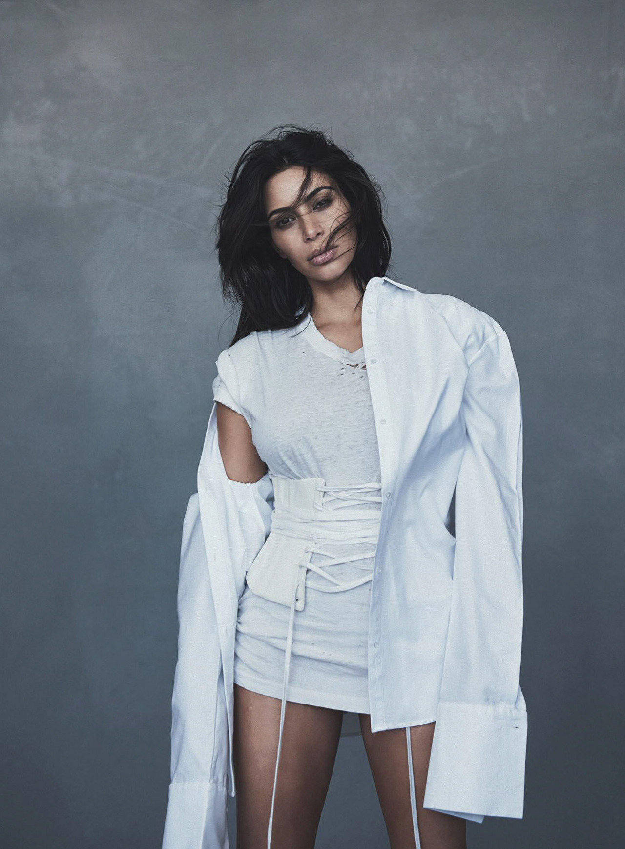 Kim Kardashian by Lachlan Bailey (3)