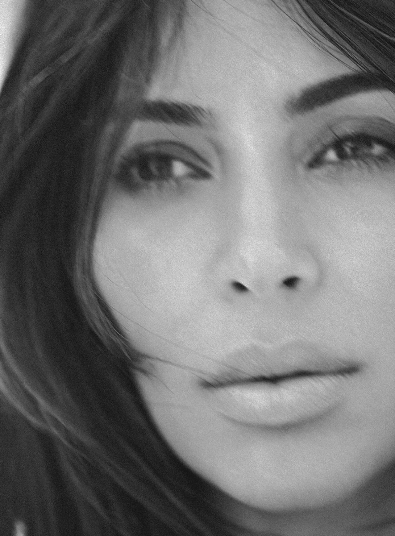 Kim Kardashian by Lachlan Bailey (7)