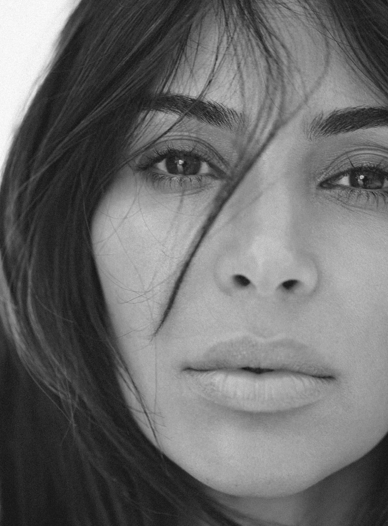 Kim Kardashian by Lachlan Bailey (8)