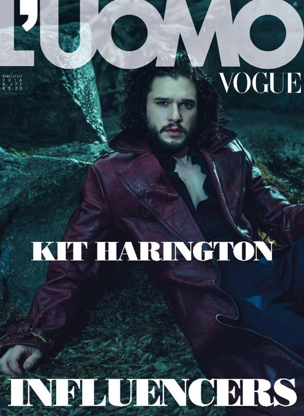 Kit Harington by Norman Jean Roy (2)