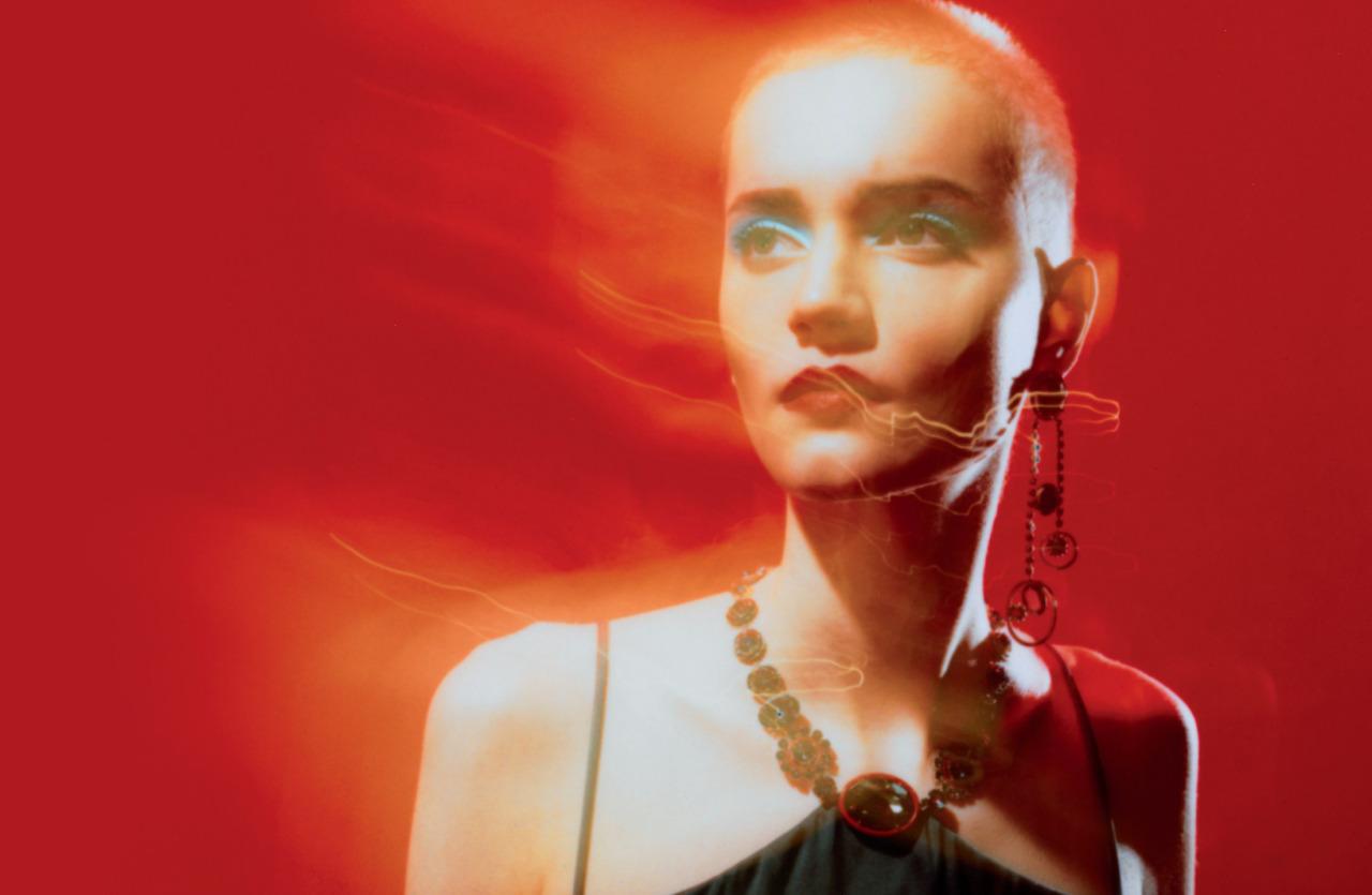 Lina Hoss by Miles Aldridge (4)