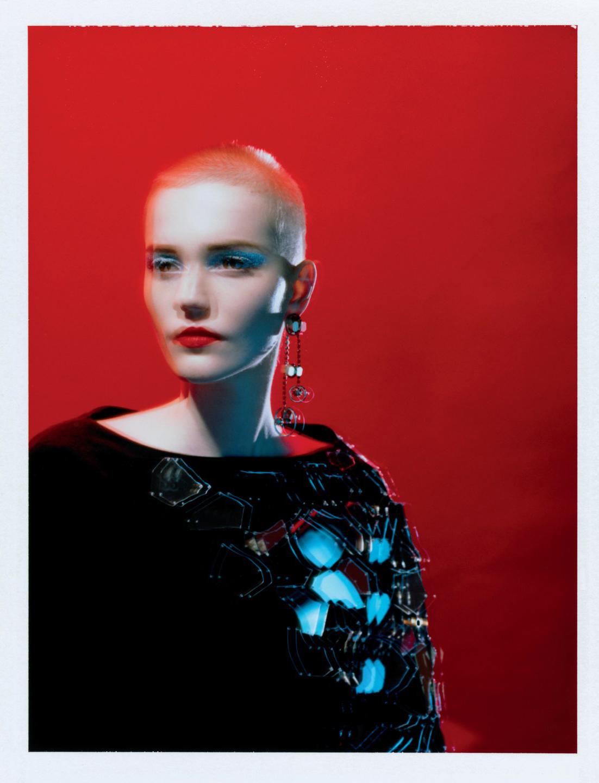 Lina Hoss by Miles Aldridge (8)