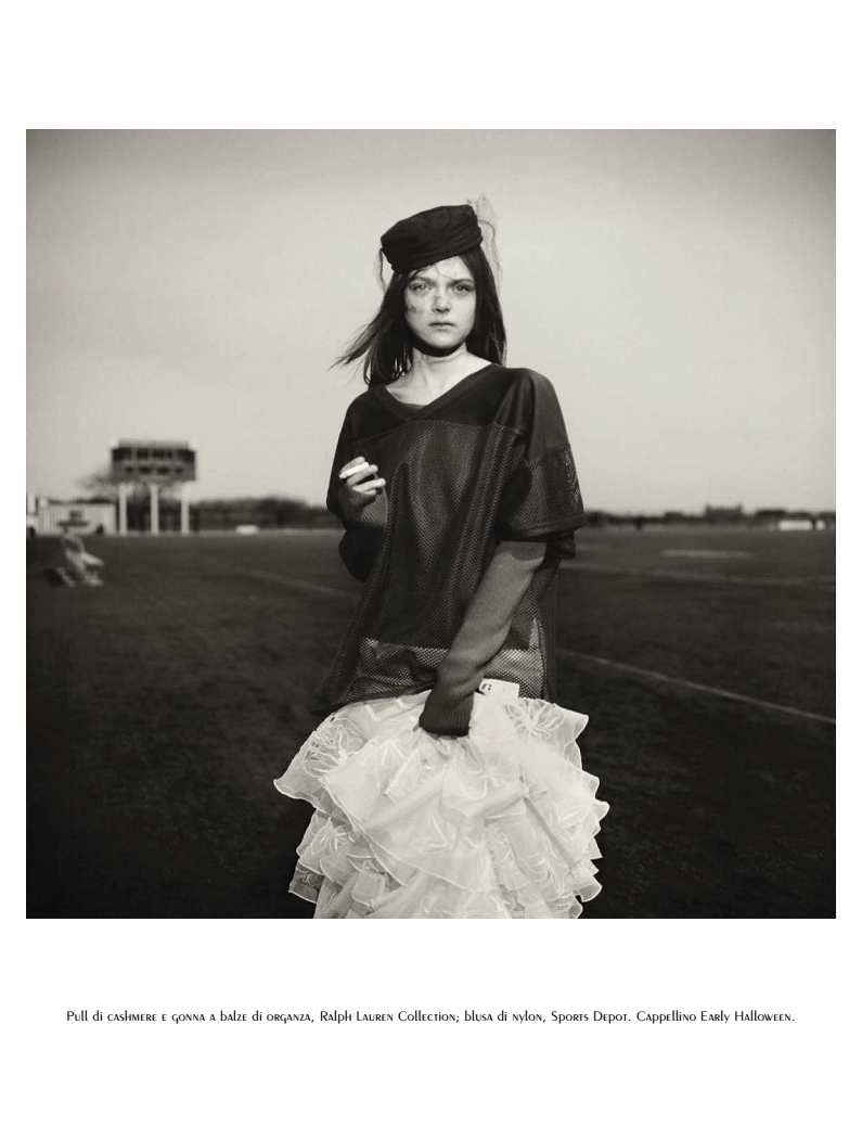 'New Thought New Vision' by Steven Meisel (2)