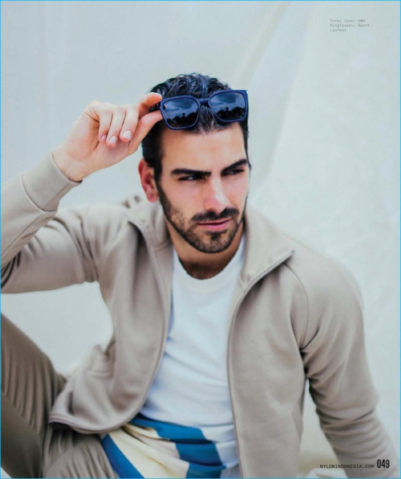 Nyle DiMarco by Andre Wiredja (3)
