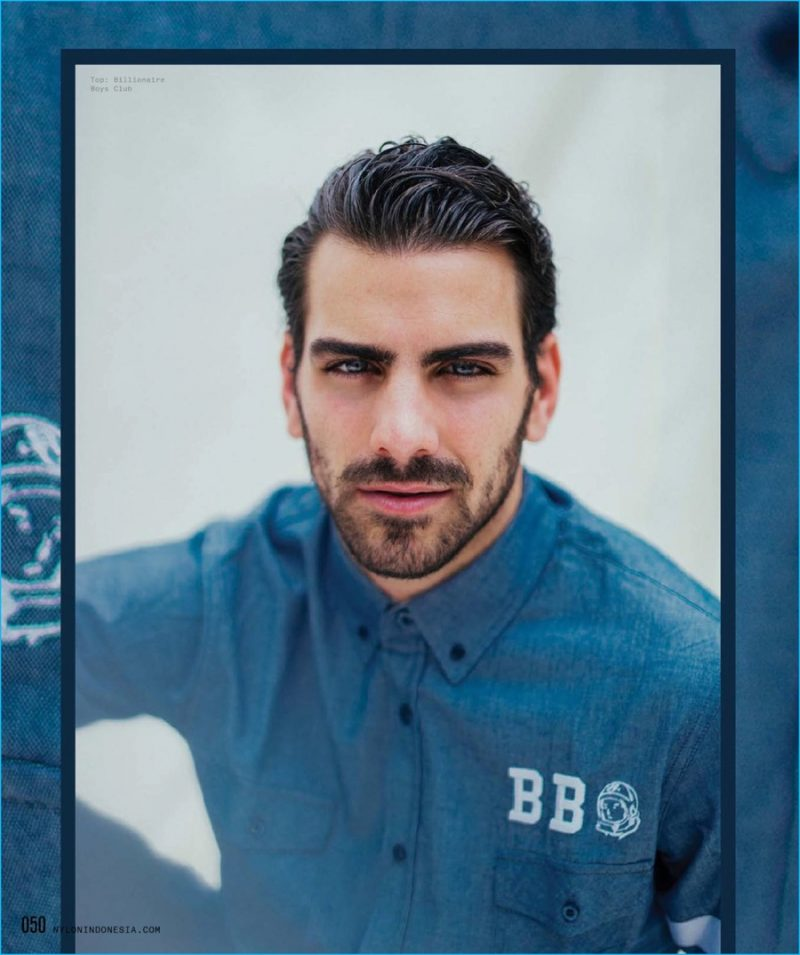 Nyle DiMarco by Andre Wiredja (4)