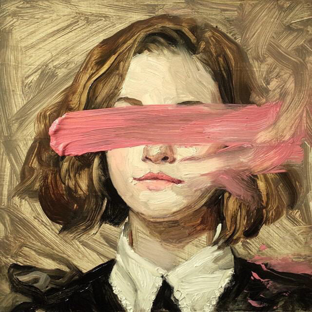 Paintings by Helene Delmaire (1)