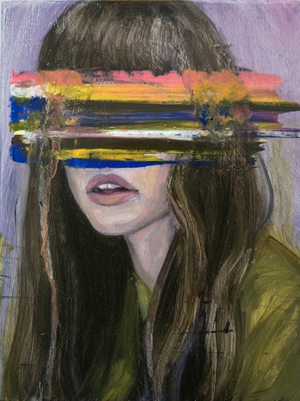 Paintings by Helene Delmaire (4)