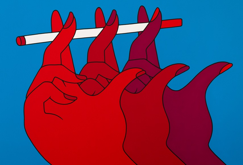 Paintings by Parra (2)