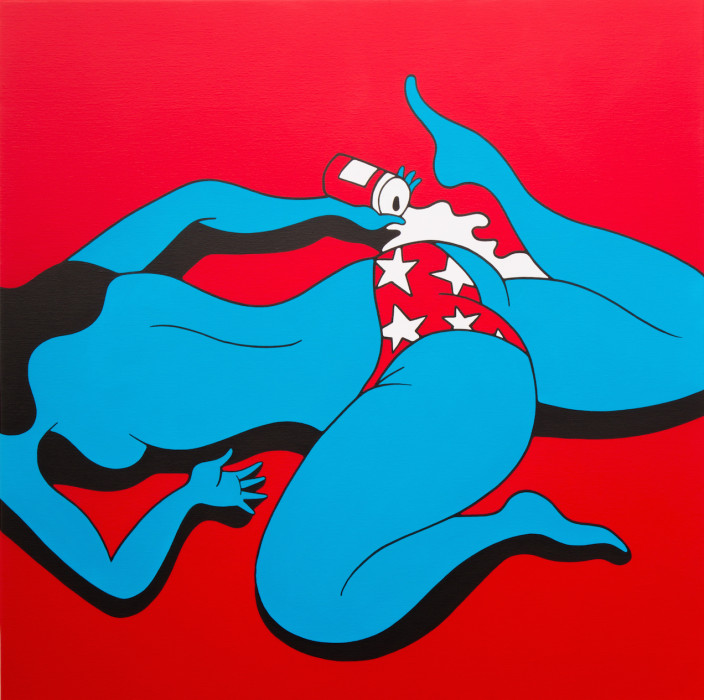 Paintings by Parra (3)