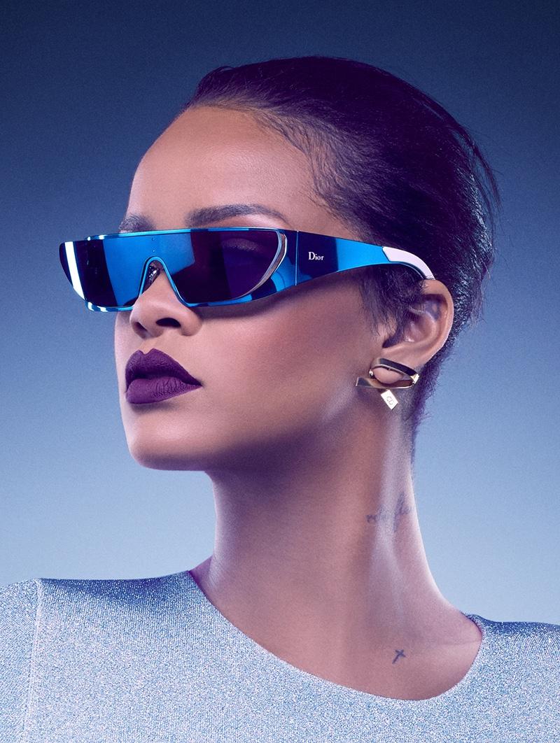 The Official Rihanna DIOR Sunglasses (1)