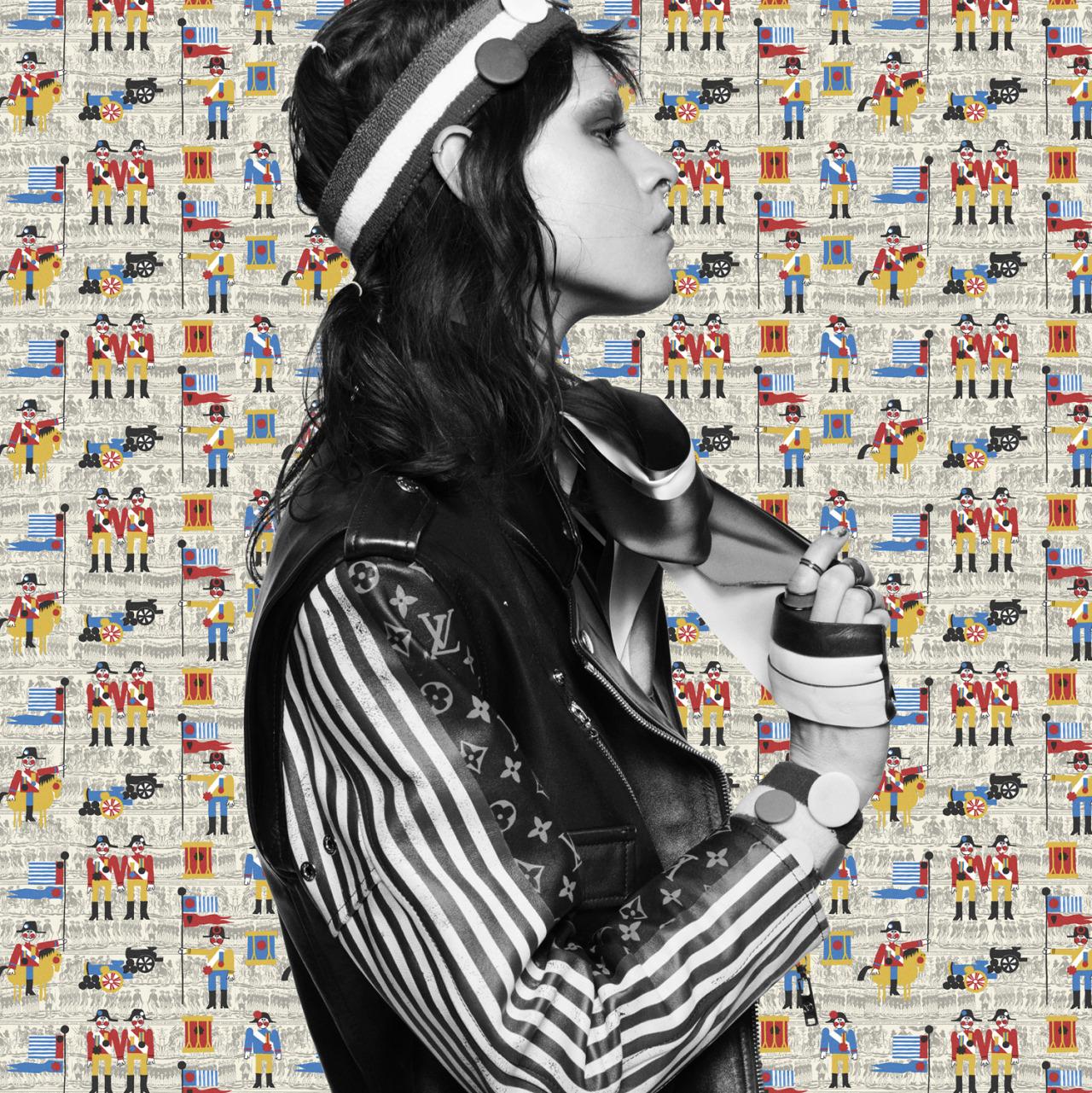Ana Cristina, Michi Kat, Rhiannon McConnell & Veronika Vilim by Greg Kadel (6)