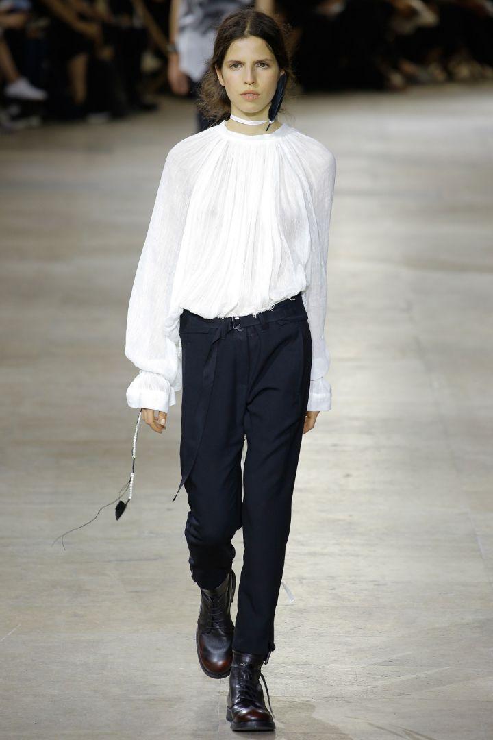Ann Demeulemeester Menswear SS 2017 Paris (20)