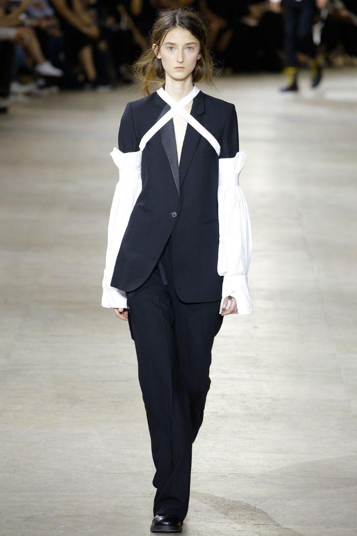 Ann Demeulemeester Menswear SS 2017 Paris (35)