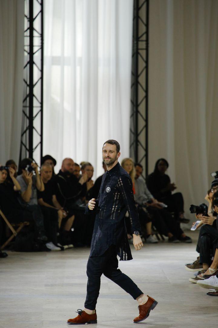 Ann Demeulemeester Menswear SS 2017 Paris (41)