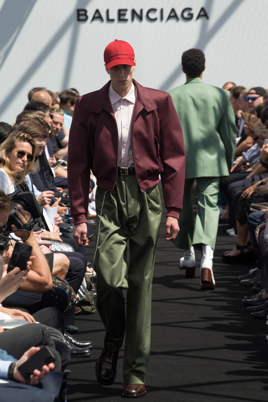Balenciaga Menswear SS 2017 Paris (16)