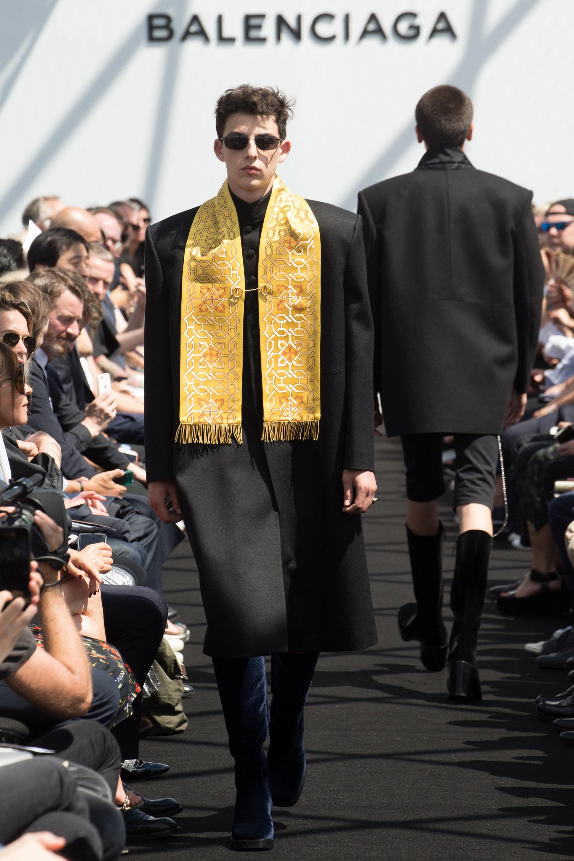Balenciaga Menswear SS 2017 Paris (34)
