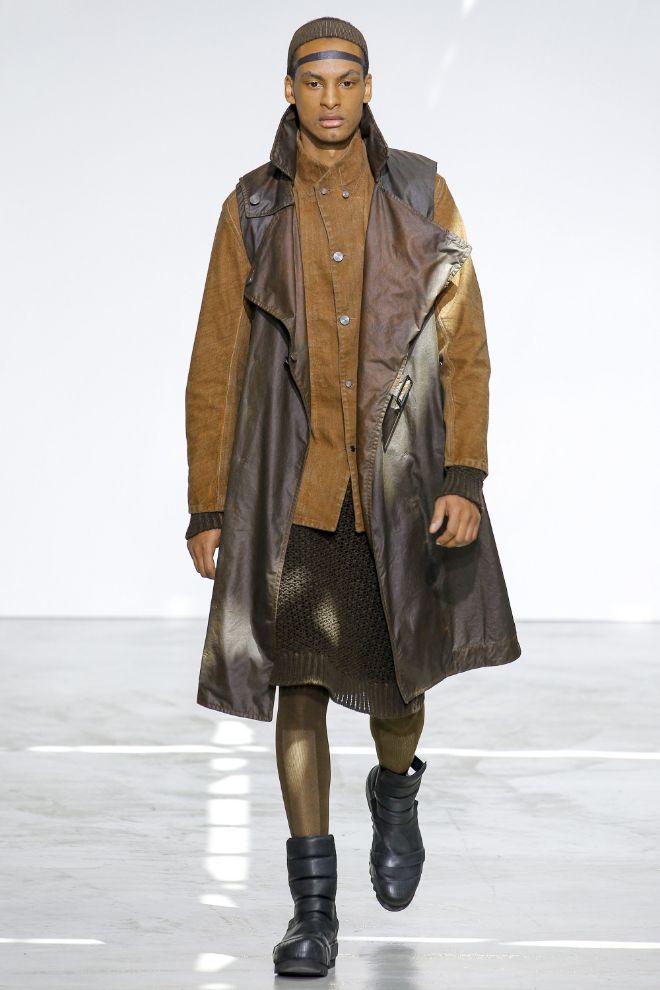 Boris Bidjan Saberi Menswear SS 2017 Paris (8)