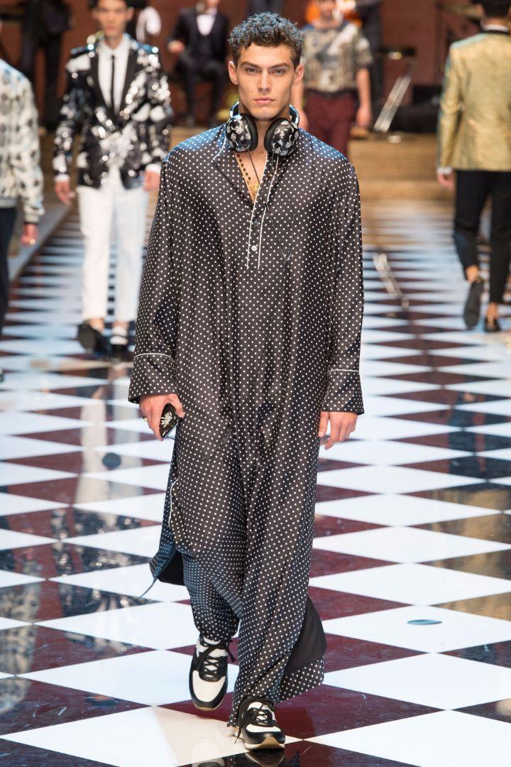 Dolce & Gabbana Menswear SS 2017 Milan (16)