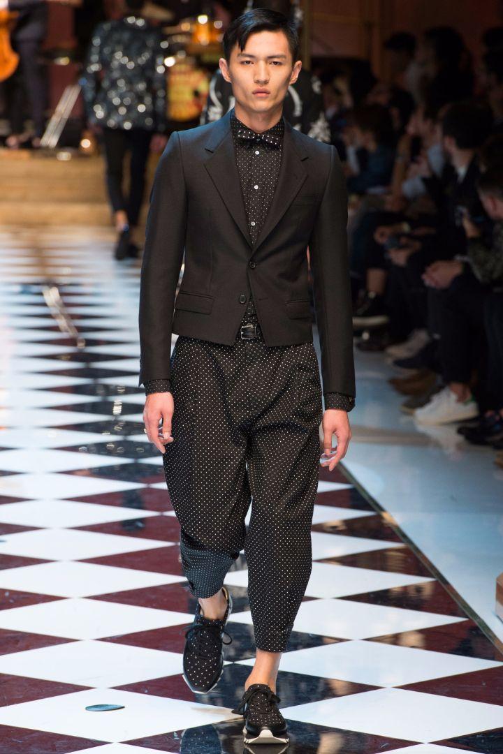 Dolce & Gabbana Menswear SS 2017 Milan (54)