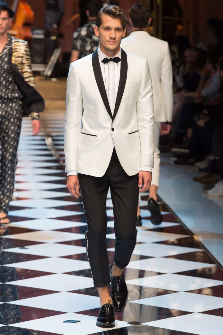 Dolce & Gabbana Menswear SS 2017 Milan (60)