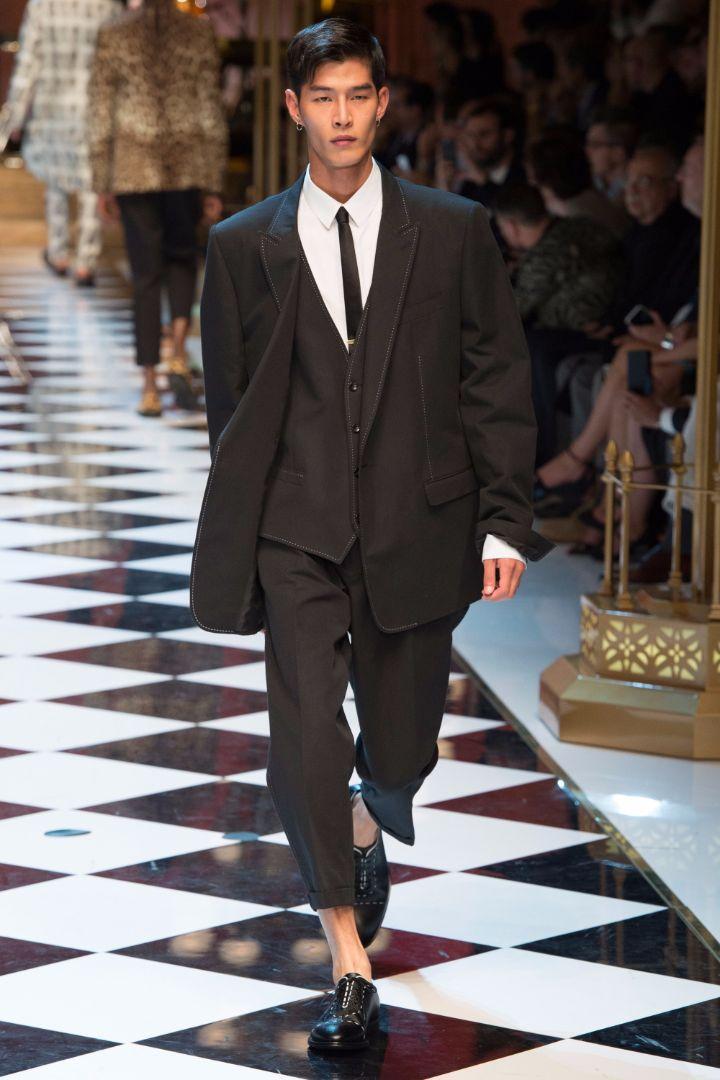 Dolce & Gabbana Menswear SS 2017 Milan (69)