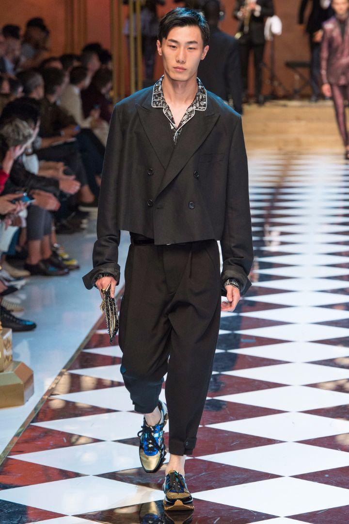 Dolce & Gabbana Menswear SS 2017 Milan (74)