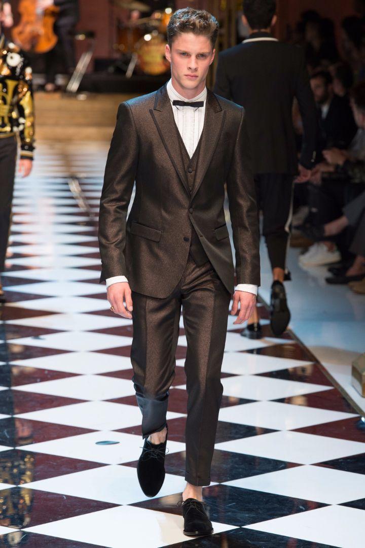Dolce & Gabbana Menswear SS 2017 Milan (87)