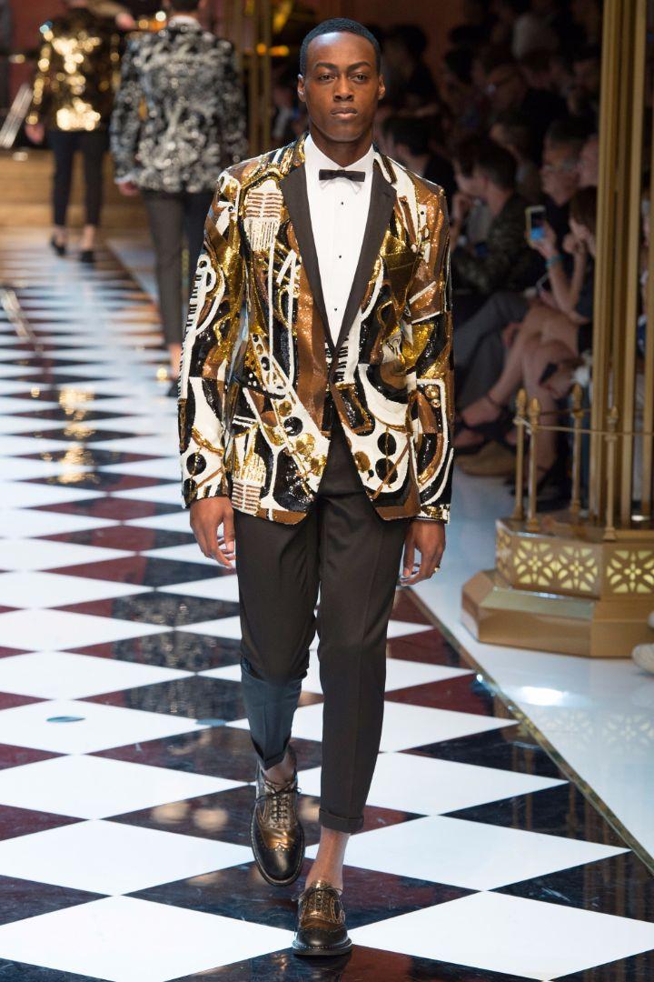 Dolce & Gabbana Menswear SS 2017 Milan (96)