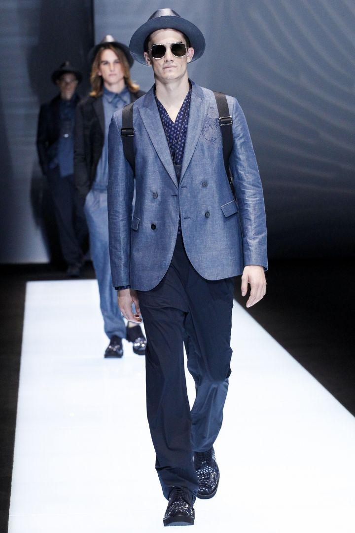 Emporio Armani Menswear SS 2017 Milan (12)