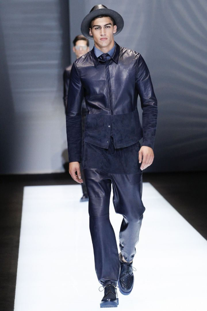 Emporio Armani Menswear SS 2017 Milan (15)