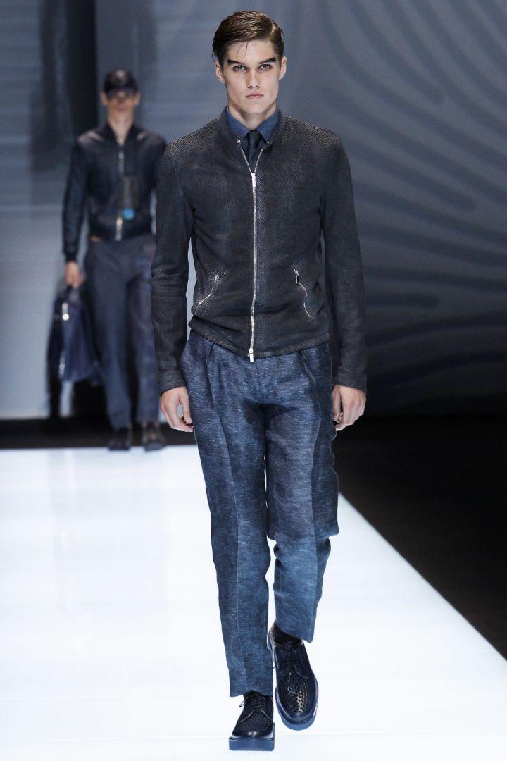 Emporio Armani Menswear SS 2017 Milan (19)