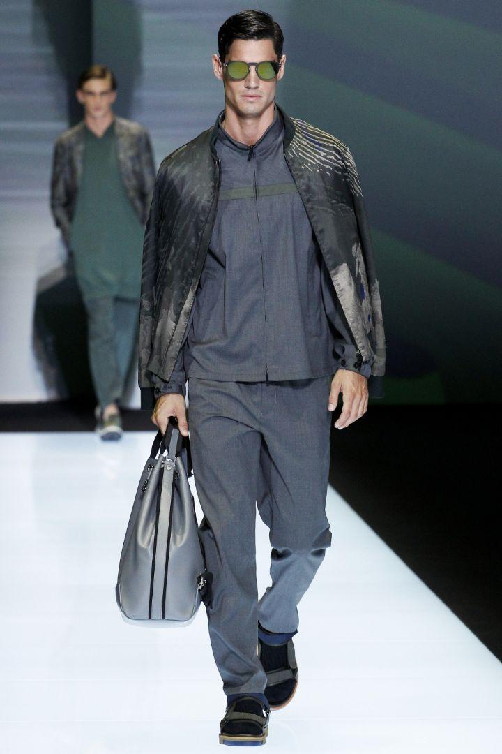 Emporio Armani Menswear SS 2017 Milan (38)